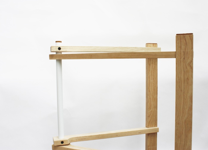 M trestle table