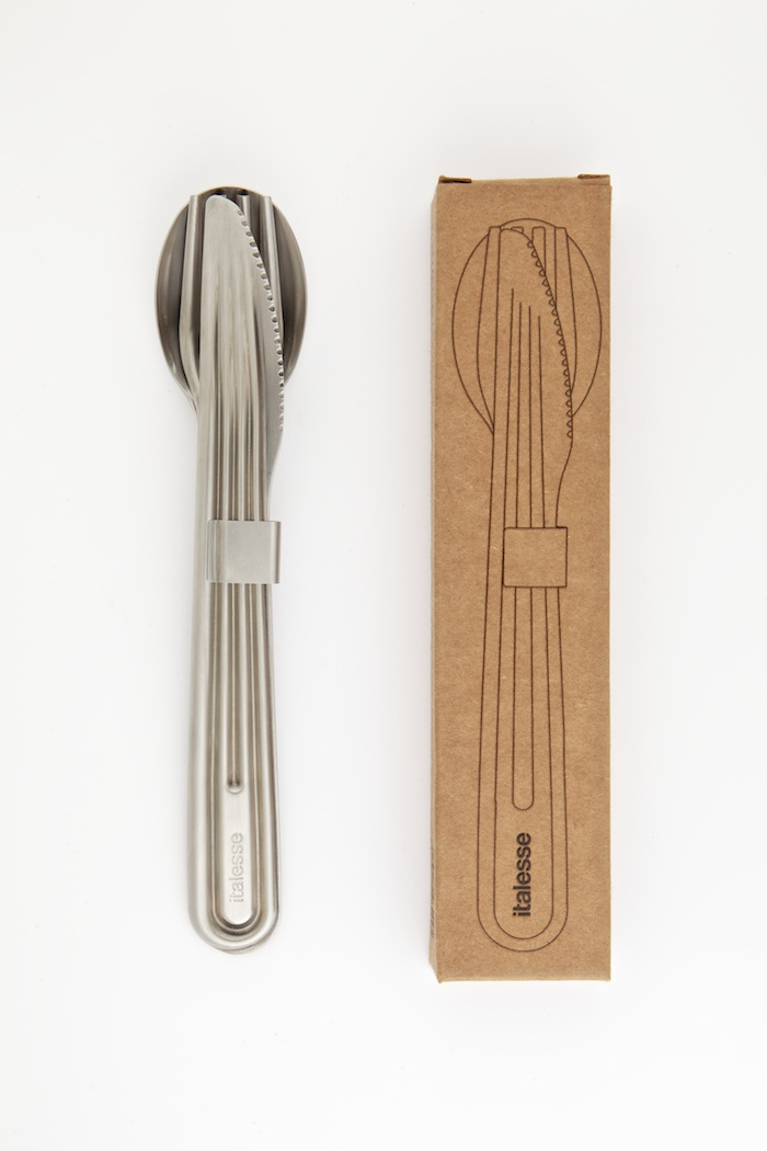 Stamp Cutlery, Italesse