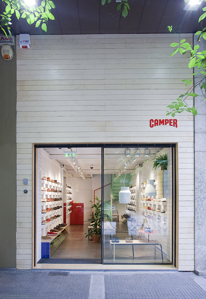 Camper Shop, Thessaloniki